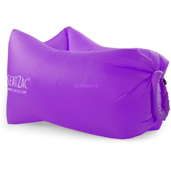 SZ00002 Púrpura Interior y exterior Rectángulo silla puff