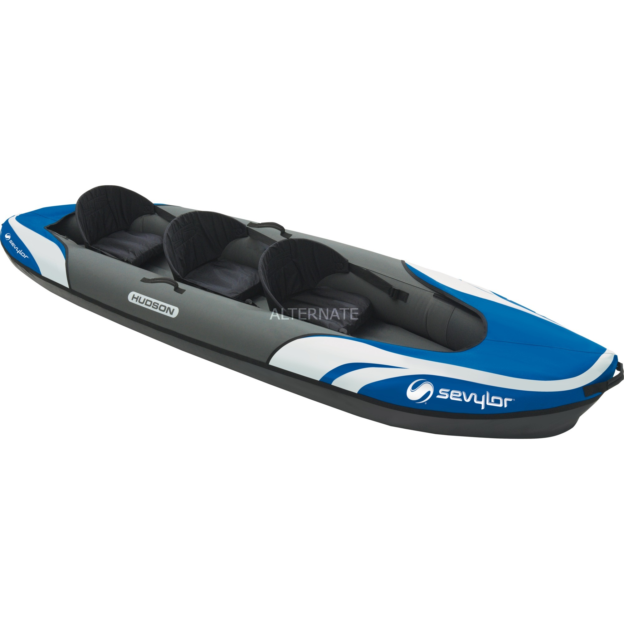 Hudson kayaks deportivos, Barco inflable