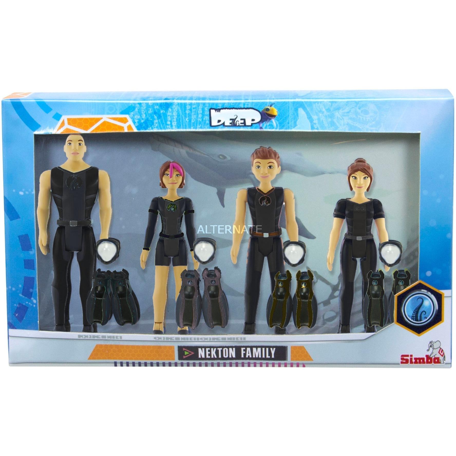 109391002 figura de juguete para niños Multicolor Niño/niña 1 pieza(s), Muñecos