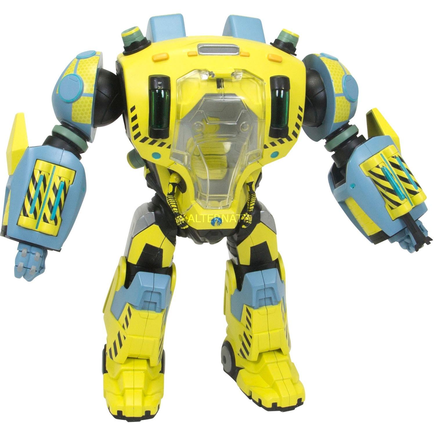 109391006 figura de juguete para niños Azul, Amarillo Niño 1 pieza(s), Muñecos