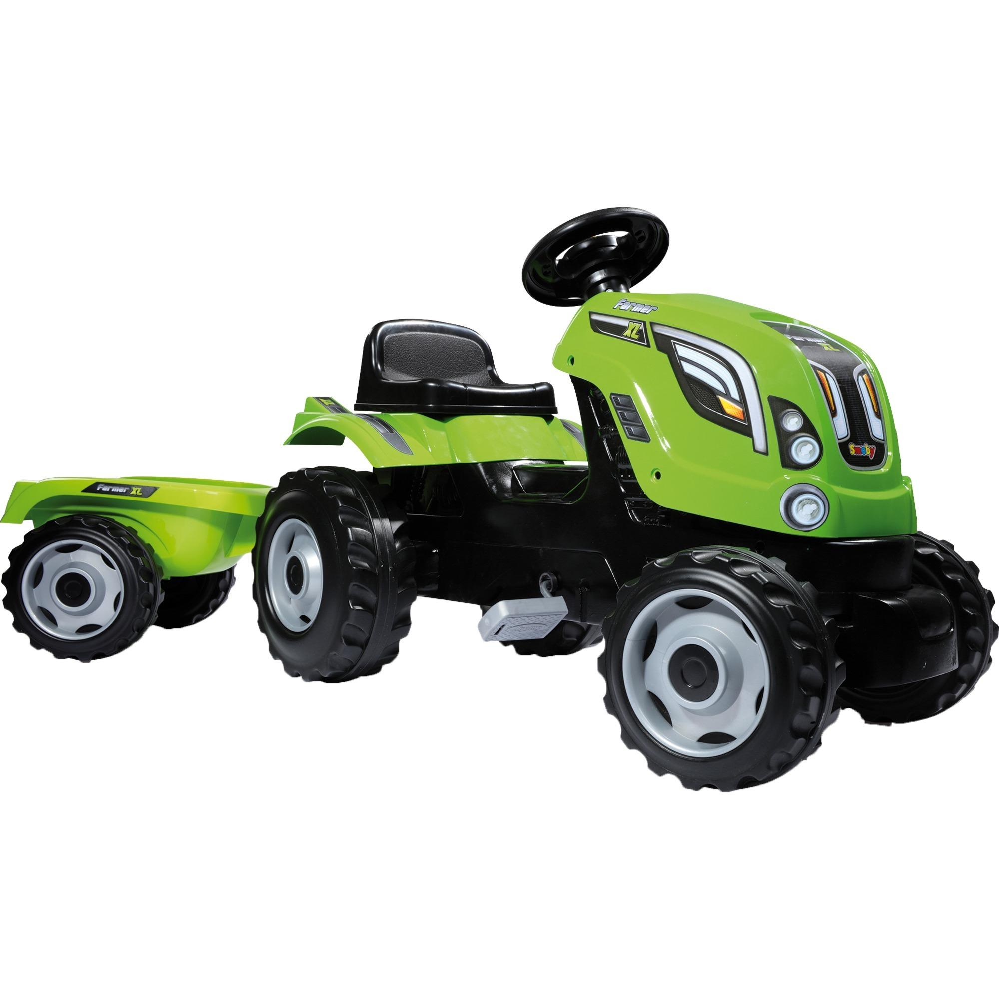 Trattore Farmer XL Pedal Coche, Automóvil de juguete