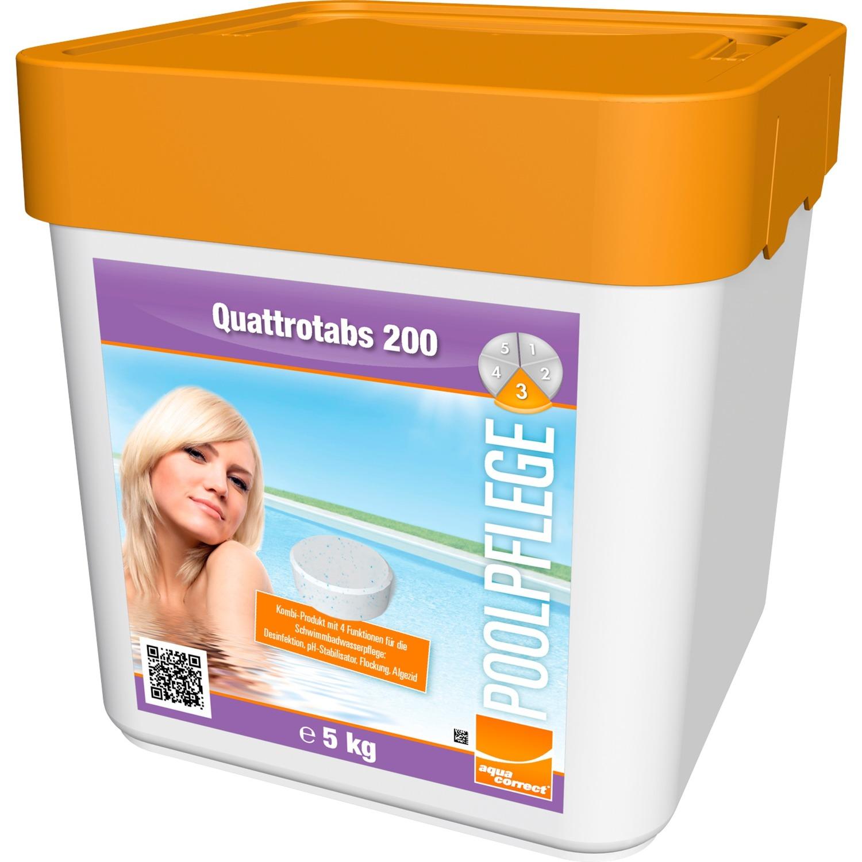 0752605TD00, Productos químicos para piscinas