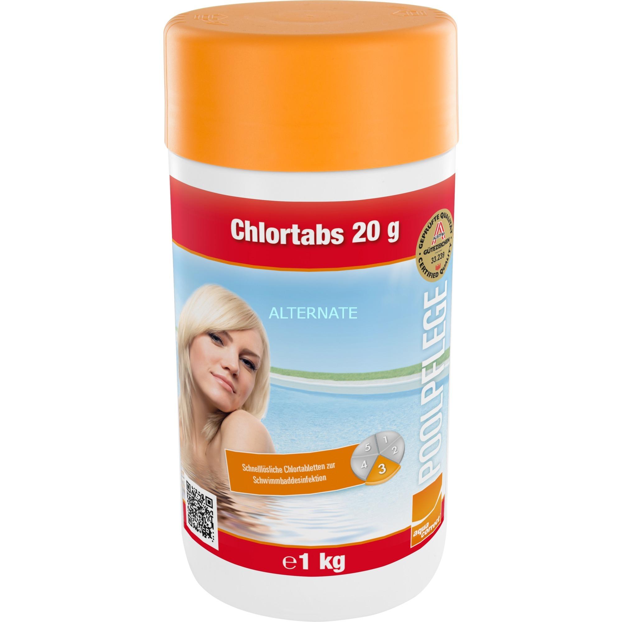 0757201TD08, Productos químicos para piscinas