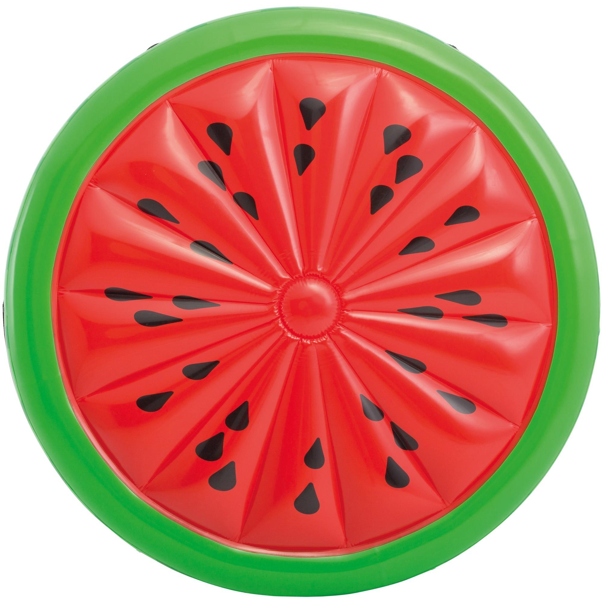 56283 Verde, Rojo PVC Isla flotante flotador para piscina y playa, Productos de inflación