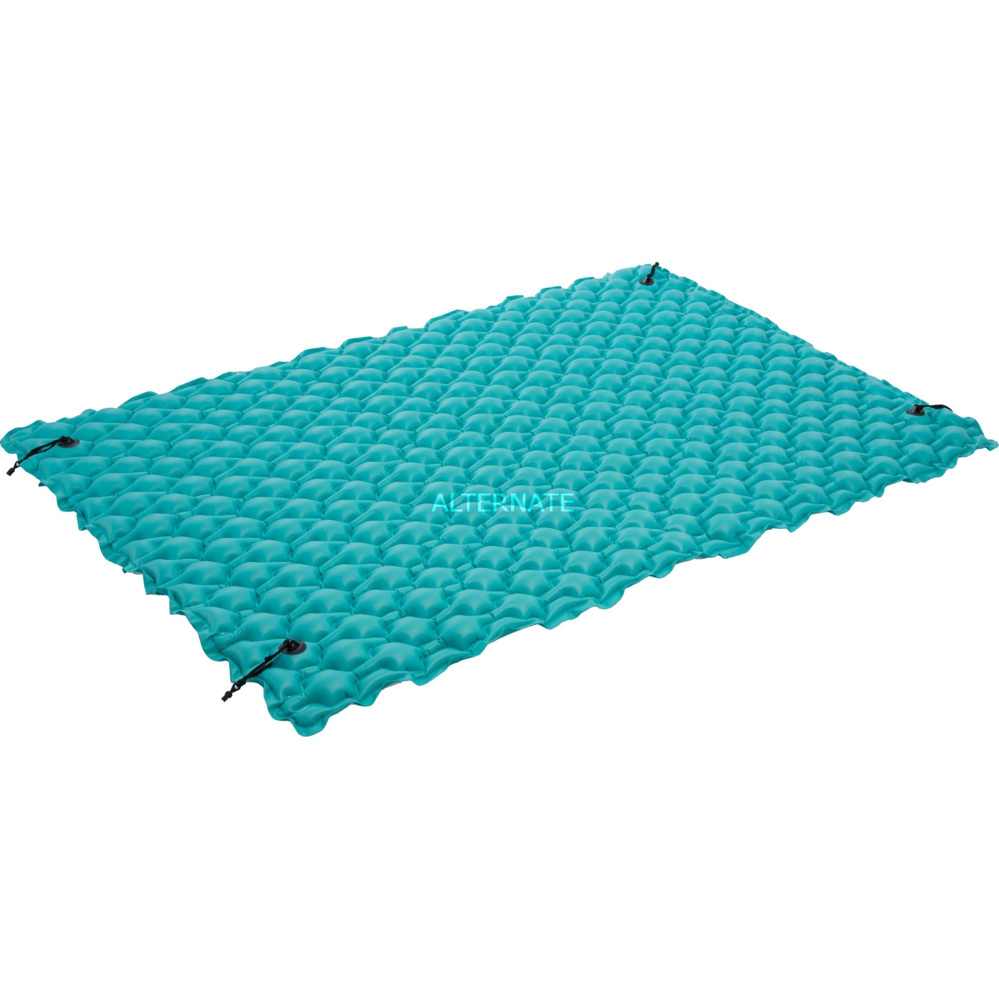 56841EU Verde Vinilo Colchón flotante flotador para piscina y playa, Productos de inflación