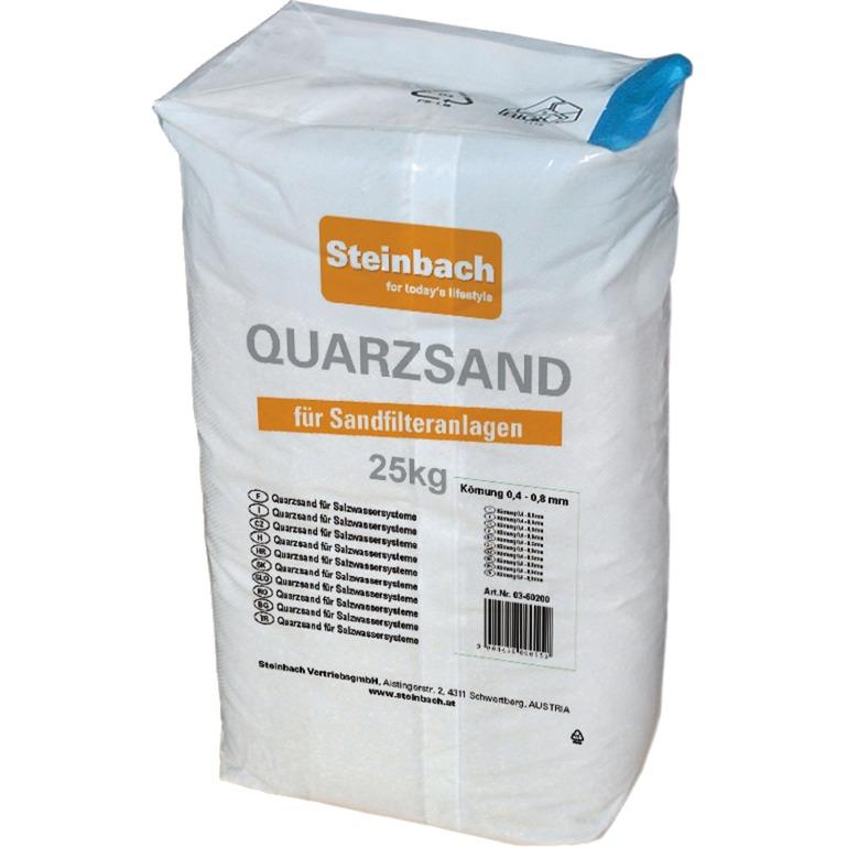 Quarzfiltersand