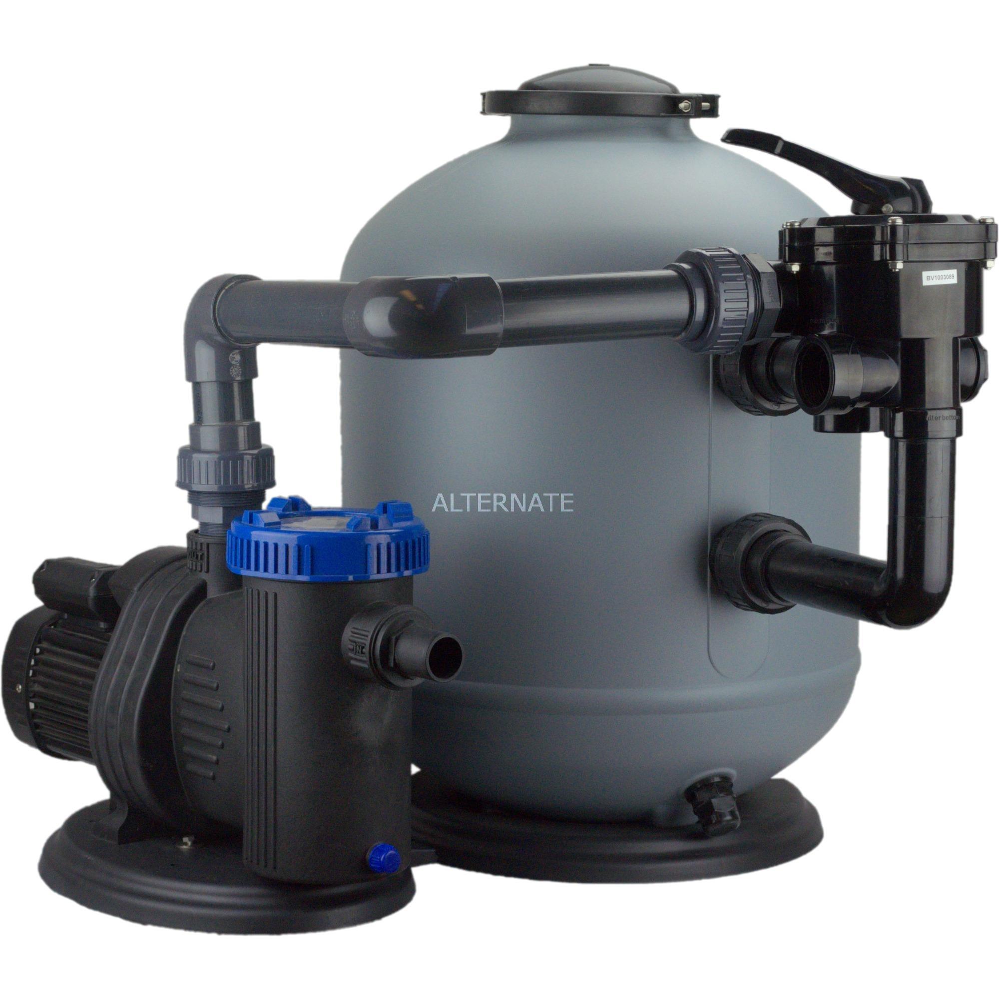SM 14, Filtro de agua