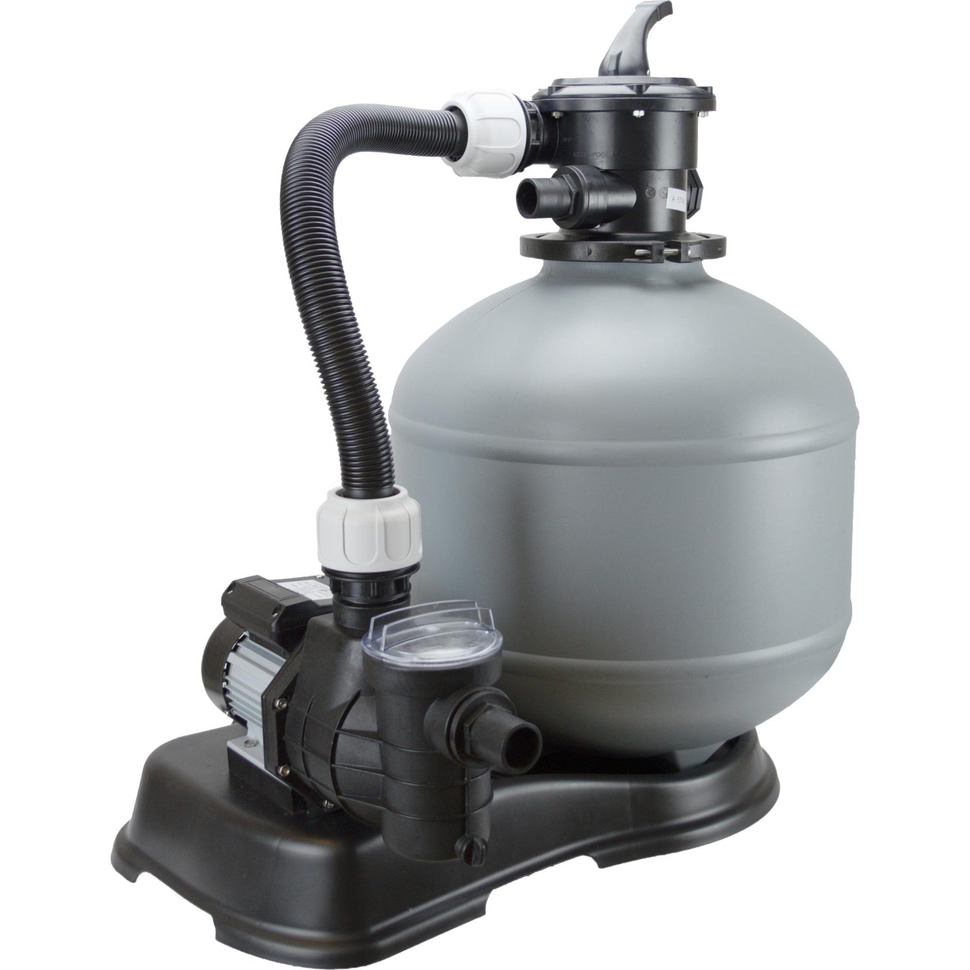 Sandfilteranlage Compact 8, Filtro de agua
