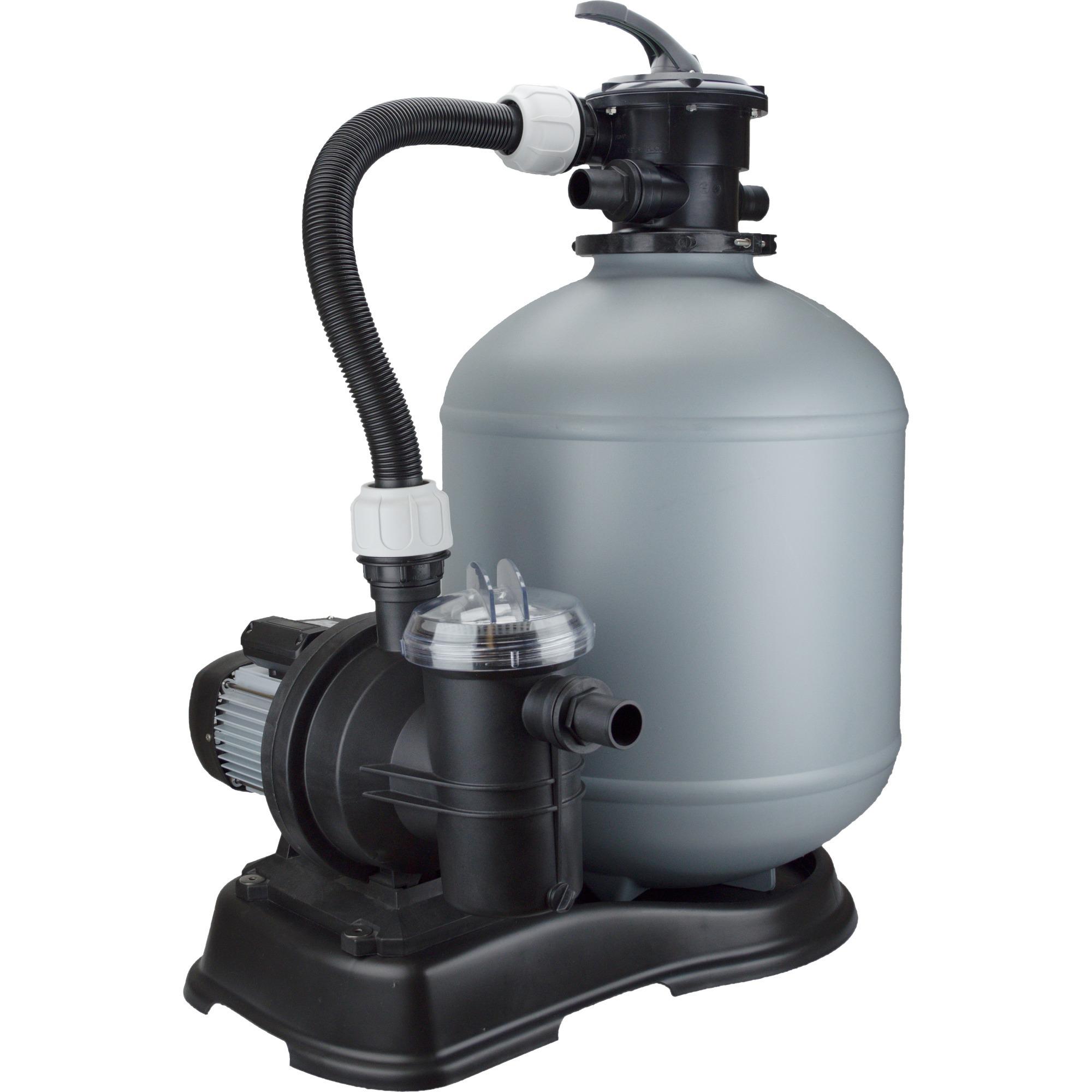 Sandfilteranlage Eco Top 10, Filtro de agua