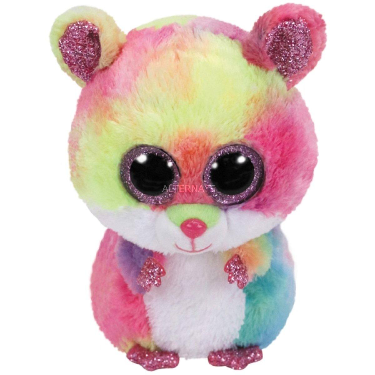 7136416 Animales de juguete Tela Multicolor juguete de peluche, Peluches
