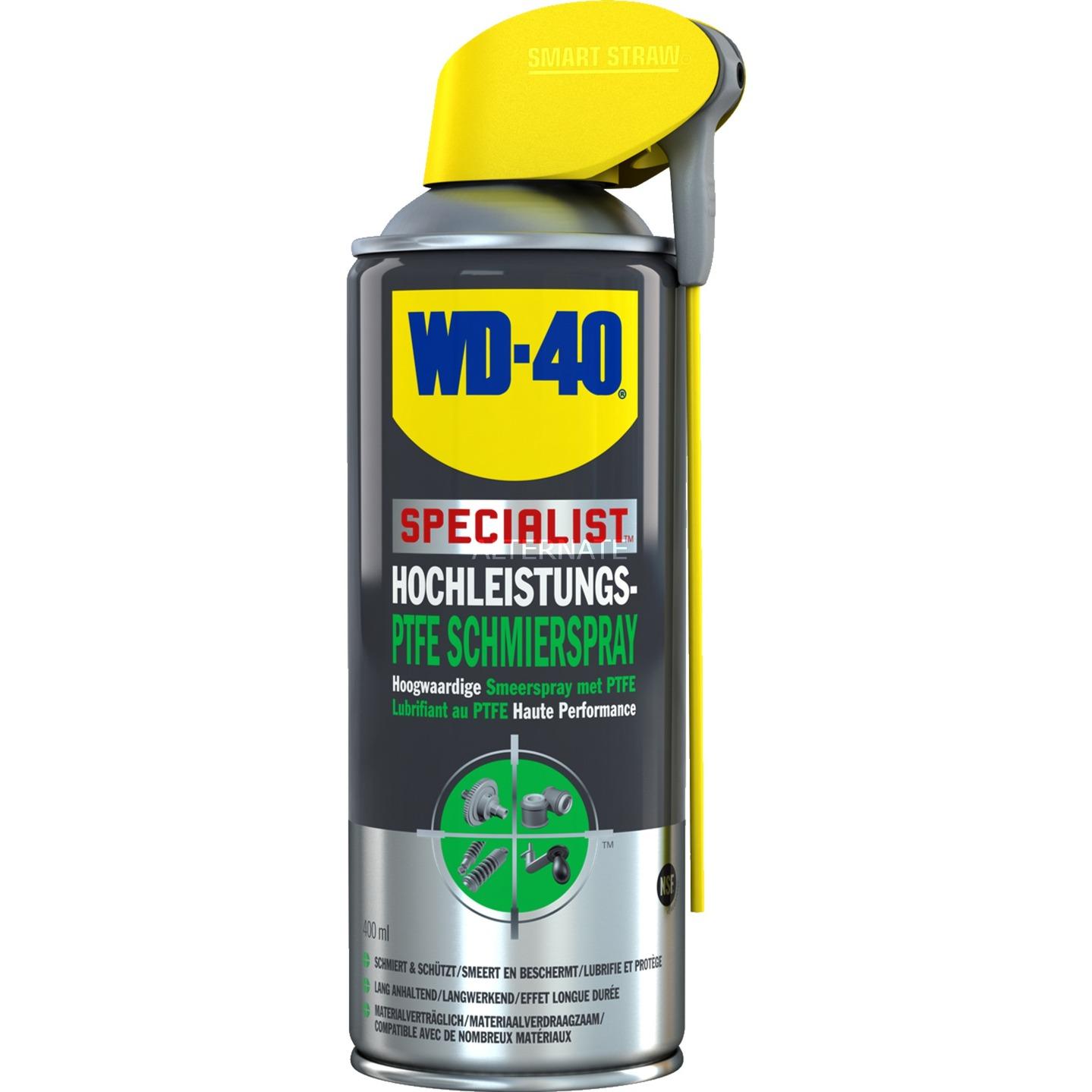 2799740 400ml limpiador de aire comprimido, Lubricante