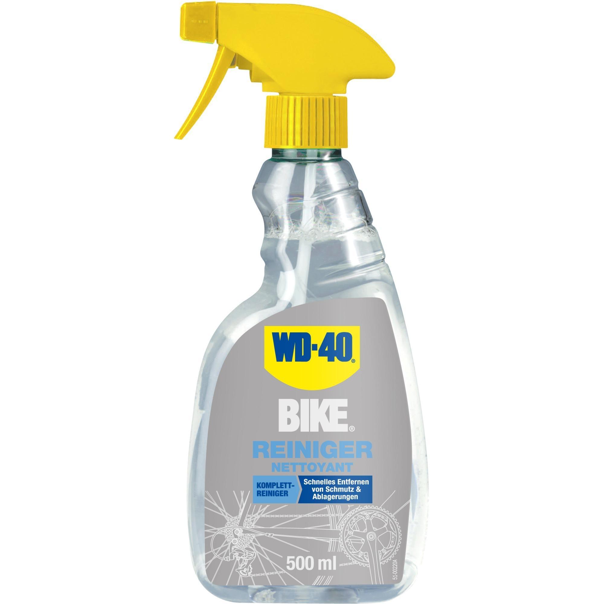49238 lubricante para bicicletas Aerosol 500 ml, Productos de limpieza