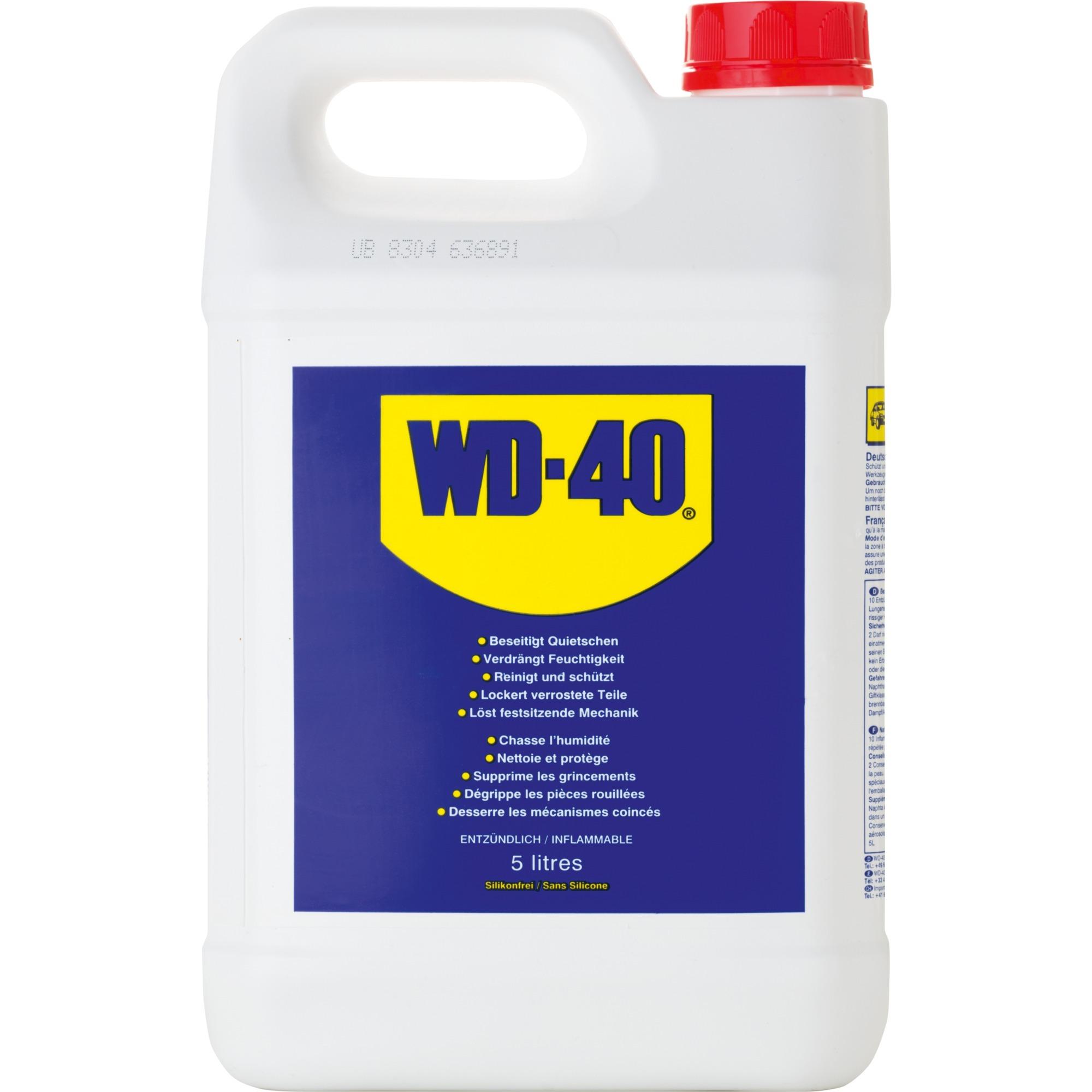 49500 lubricante de aplicación general 5000 ml Botella, Aceite