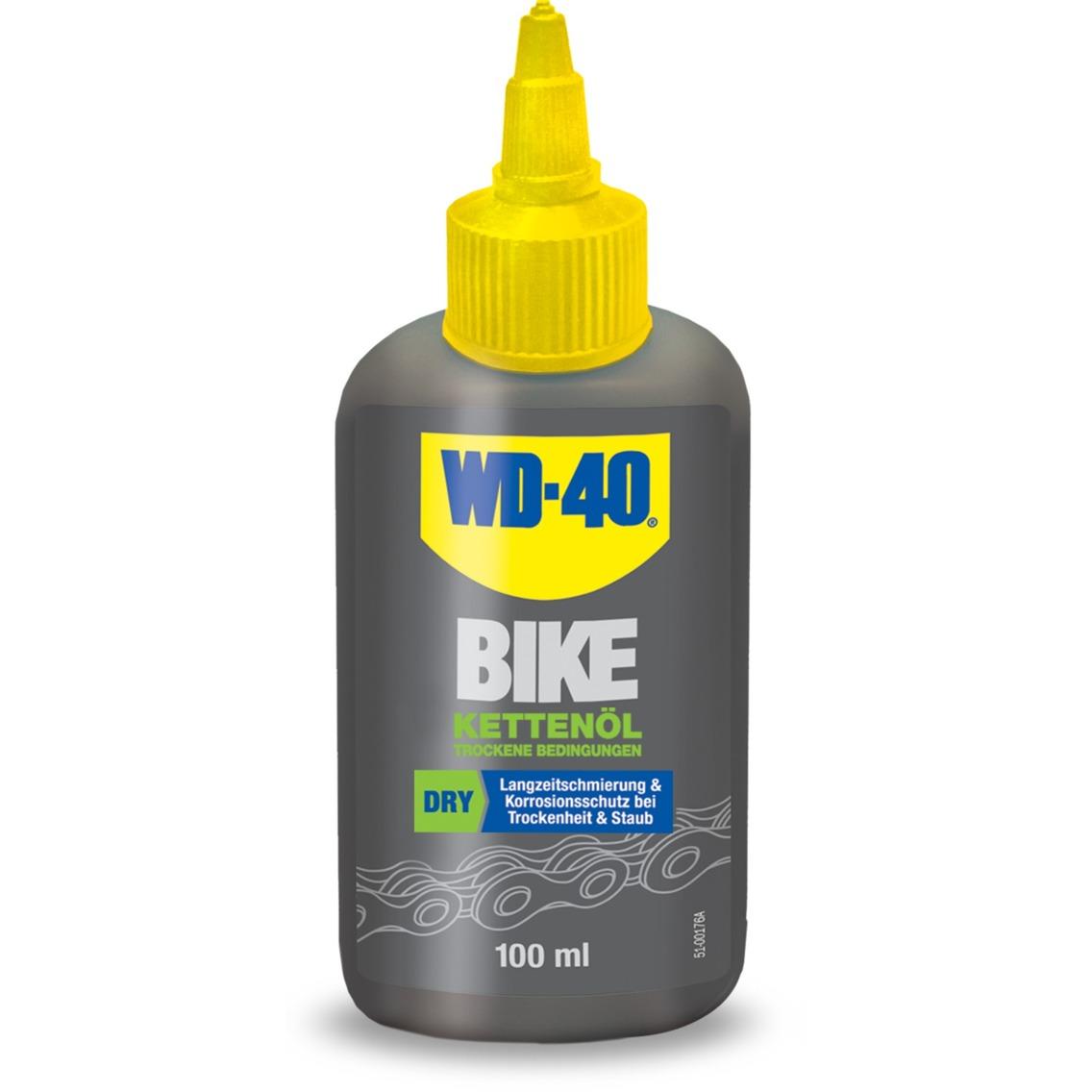 49695 lubricante para bicicletas Botella 100 ml, Aceite