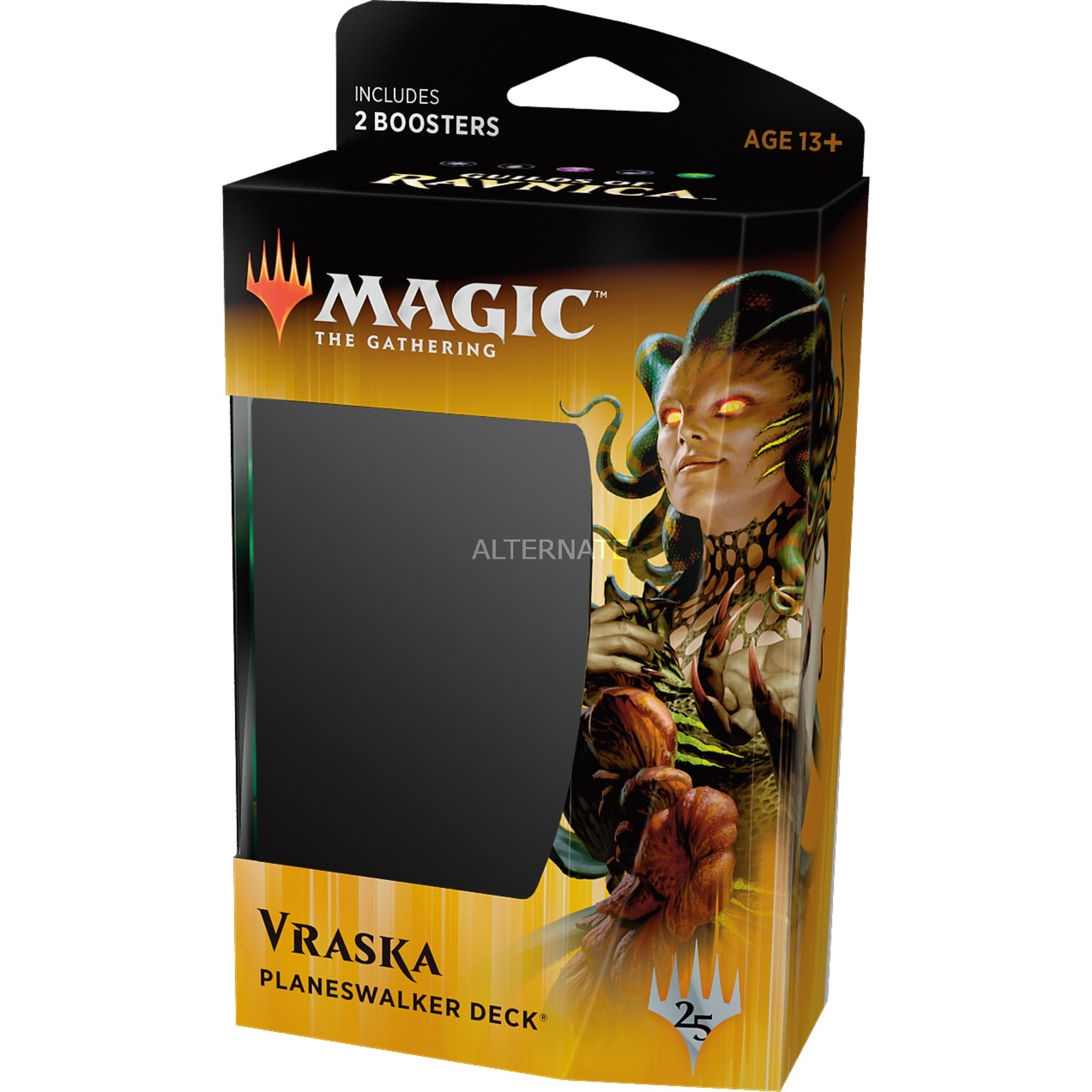 Magic: The Gathering - Guilds of Ravnica Planeswalker Deck Ral englisch, Cartas coleccionables