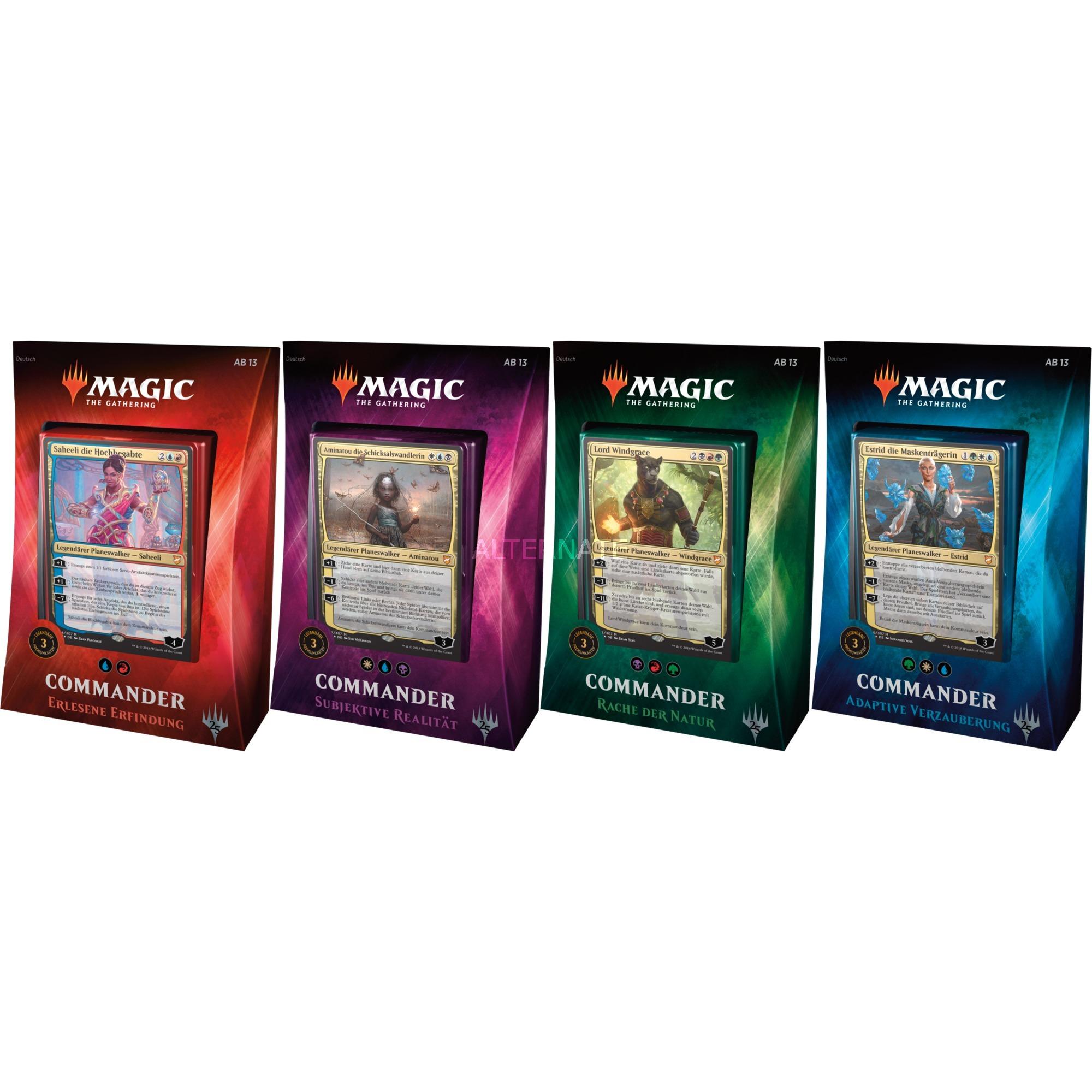 WOTCC41301000, Juegos de cartas