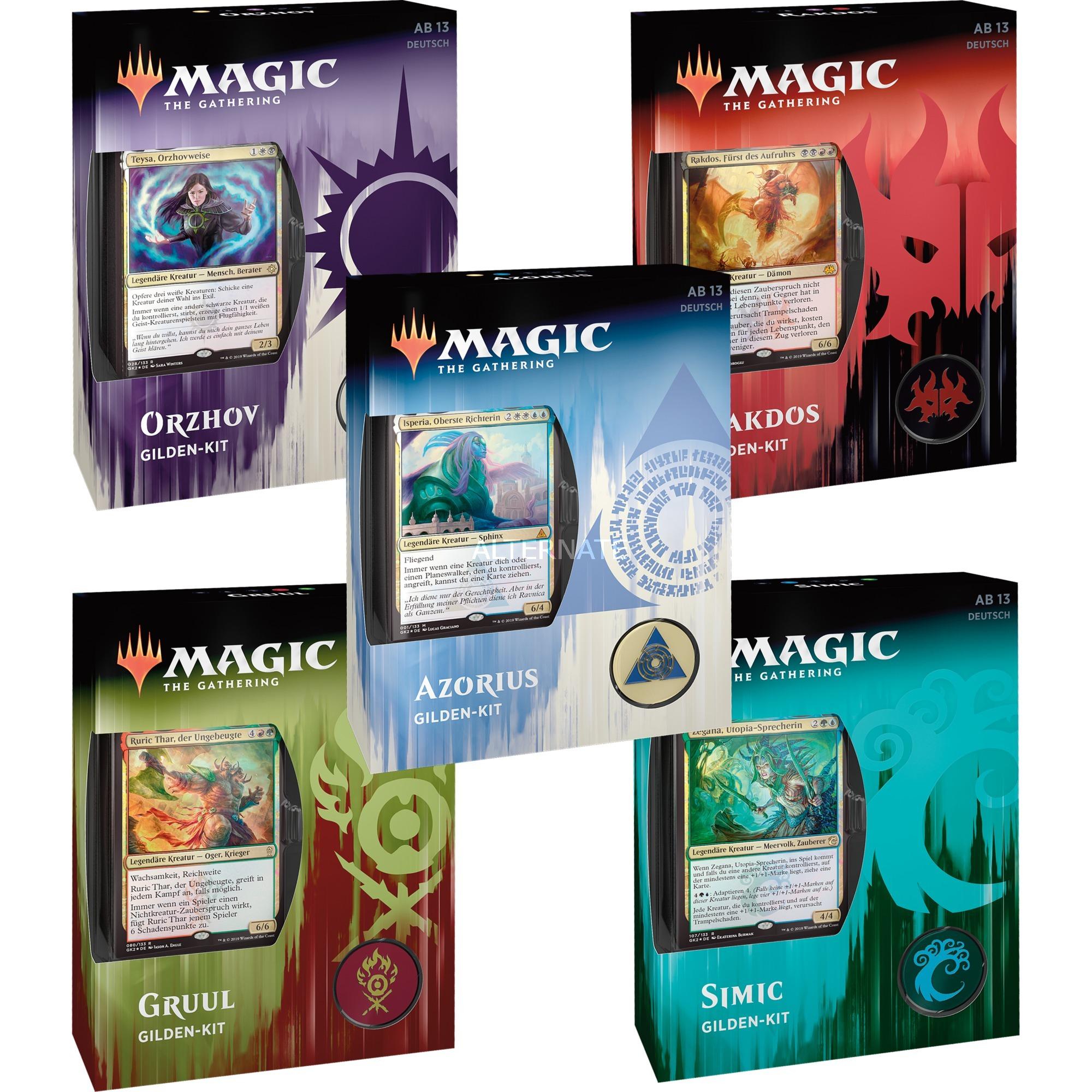 WOTCC50041000, Juegos de cartas