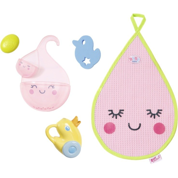 Bathing Accessory Set, Accesorios para muñecas
