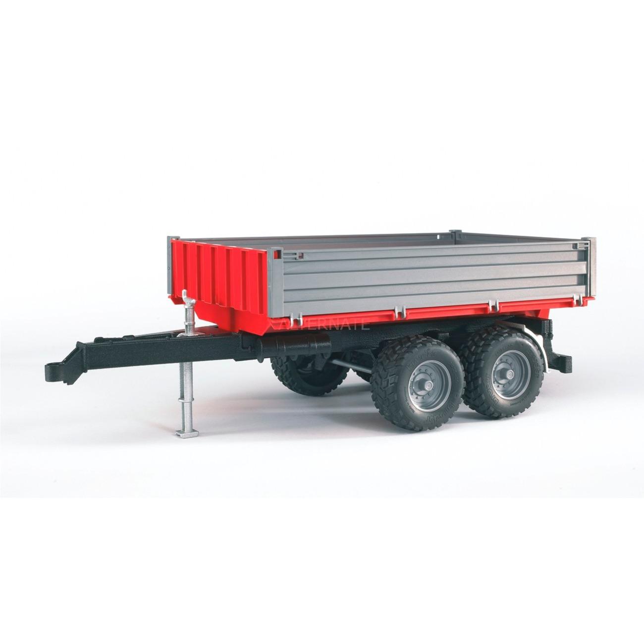02019 vehículo de juguete, Automóvil de construcción