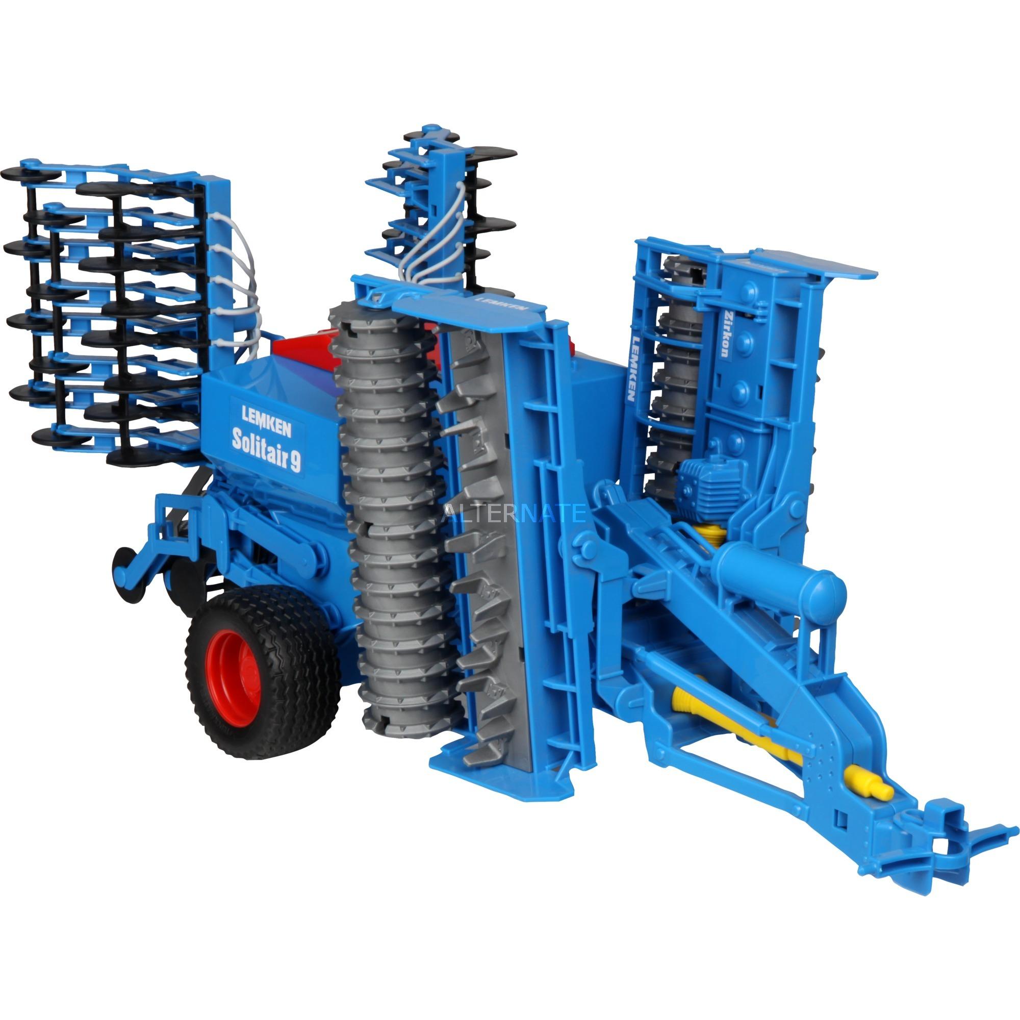 02026 vehículo de juguete, Automóvil de construcción