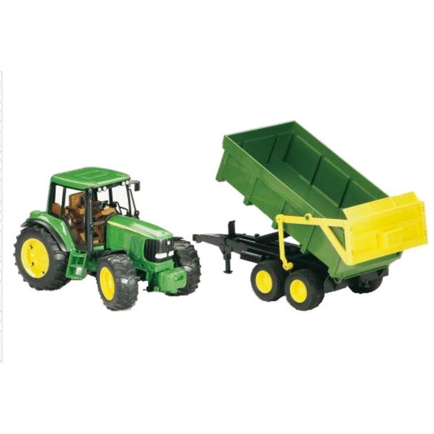02058 De plástico vehículo de juguete, Automóvil de construcción