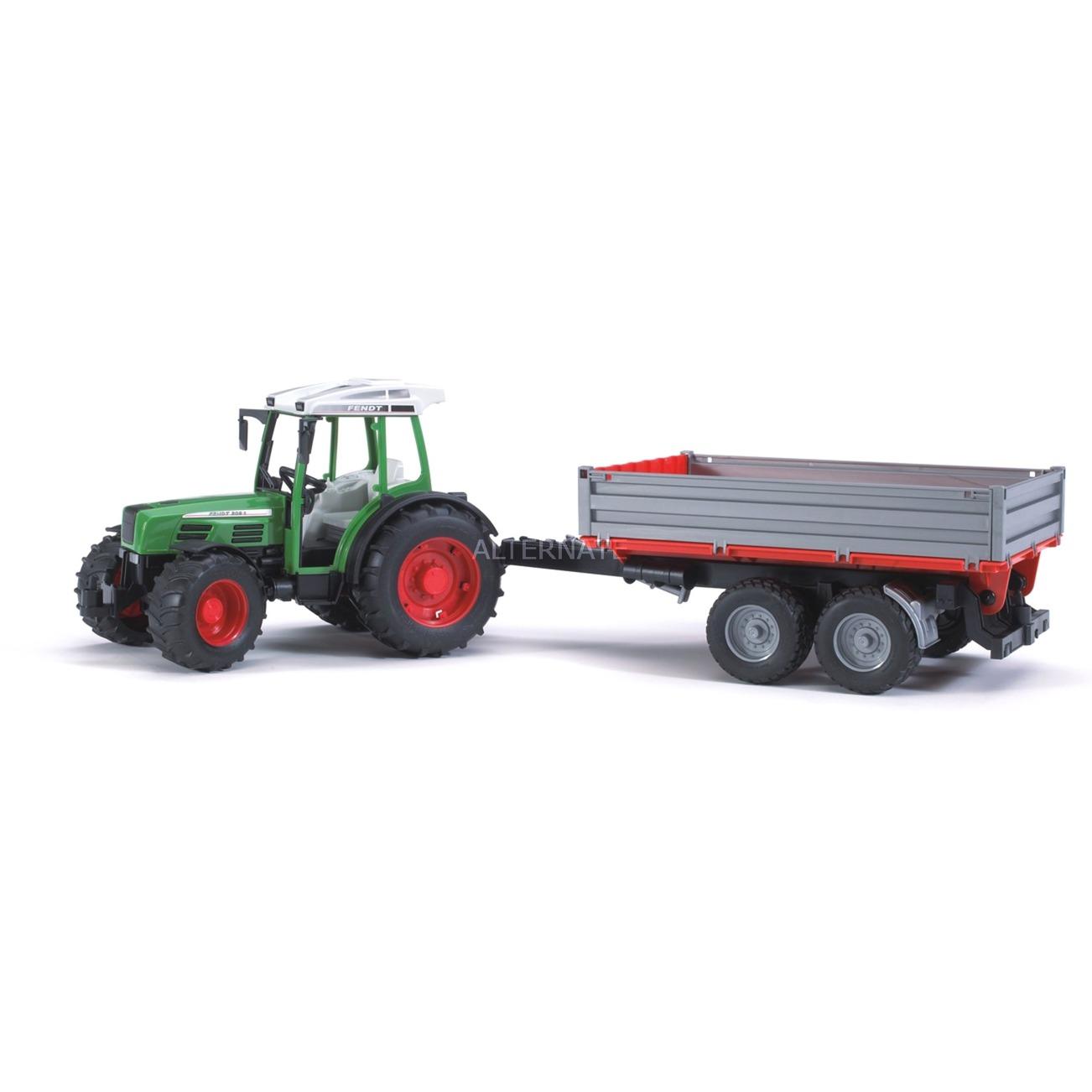 02104 De plástico vehículo de juguete, Automóvil de construcción
