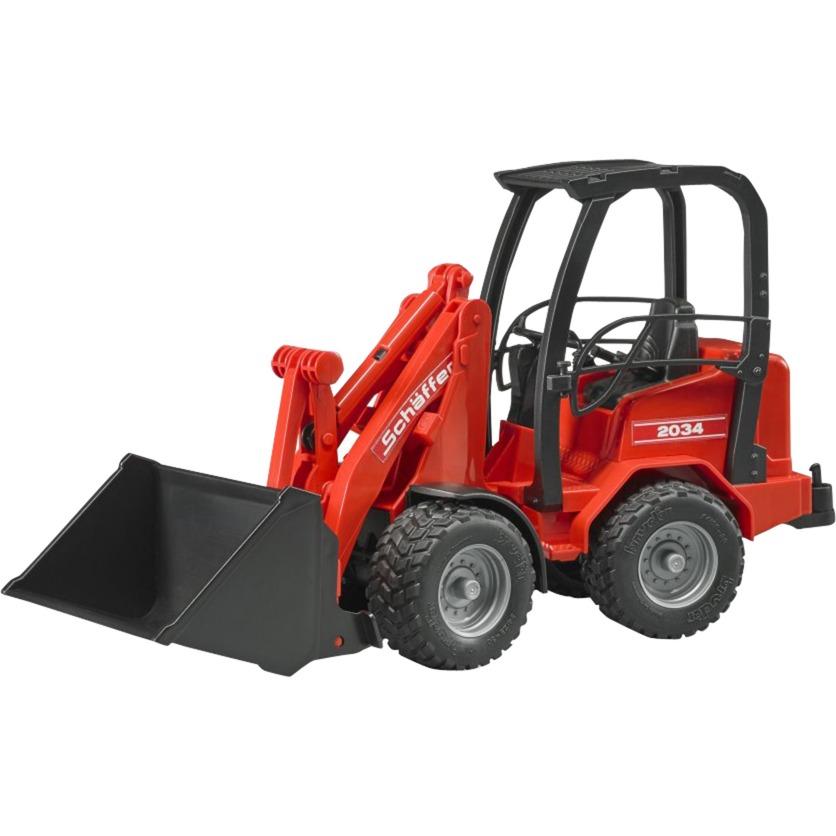 02190 Acrilonitrilo butadieno estireno (ABS) vehículo de juguete, Automóvil de construcción