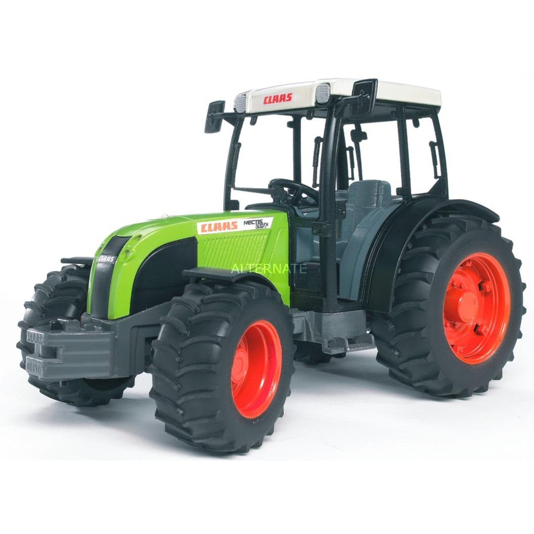 02210 Previamente montado Modelo a escala de tractor 1:16, Automóvil de construcción