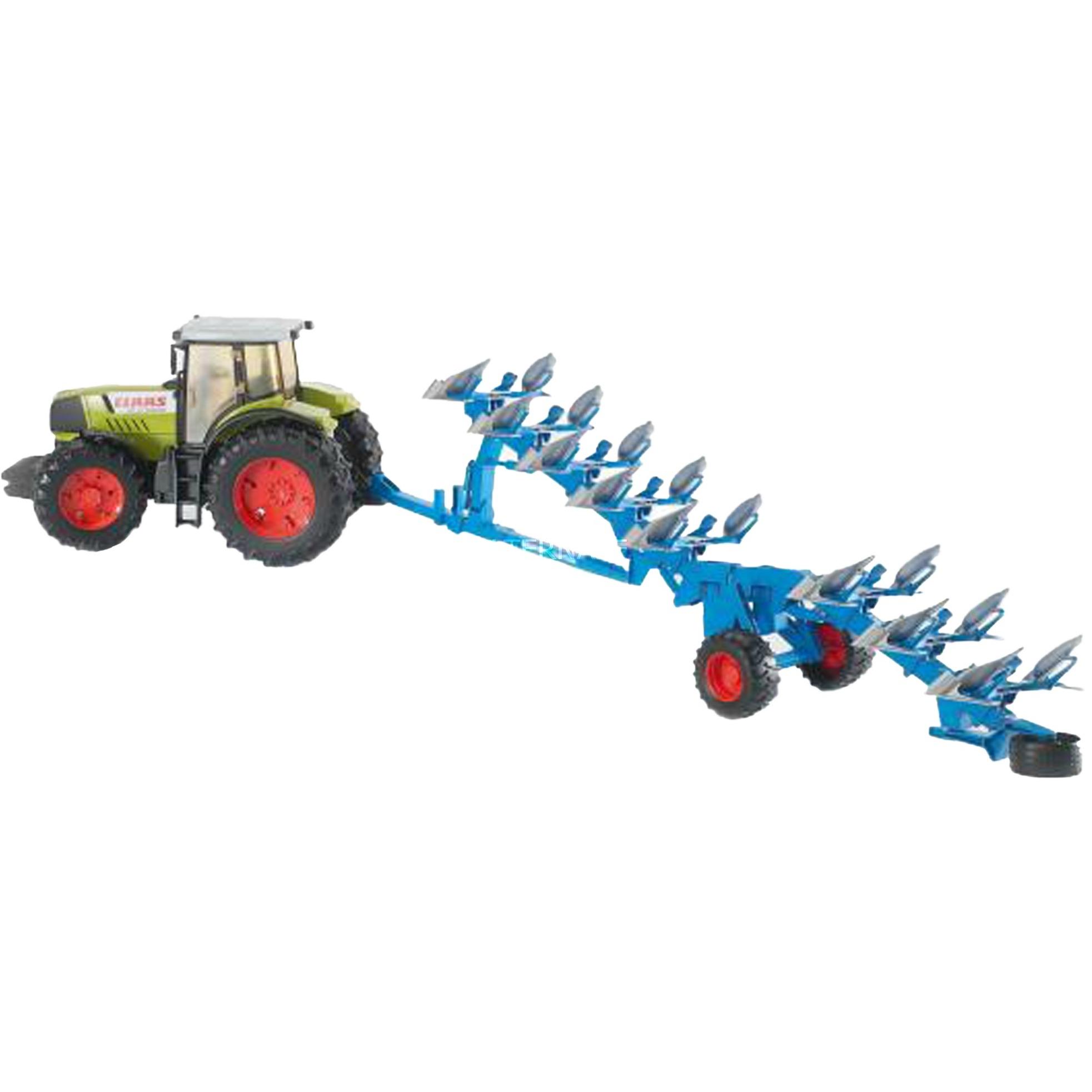 02250 Previamente montado Modelo a escala de tractor 1:16 modelo de vehículo de tierra, Automóvil de construcción