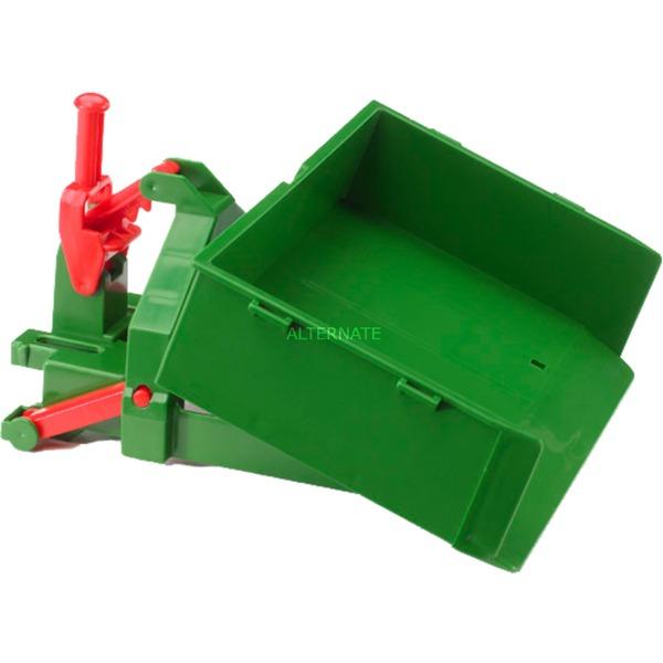 02336 De plástico vehículo de juguete, Automóvil de construcción