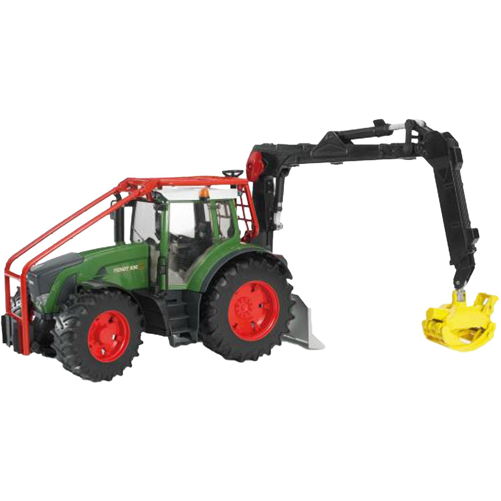 03042 Previamente montado Modelo a escala de tractor 1:16 modelo de vehículo de tierra, Automóvil de construcción