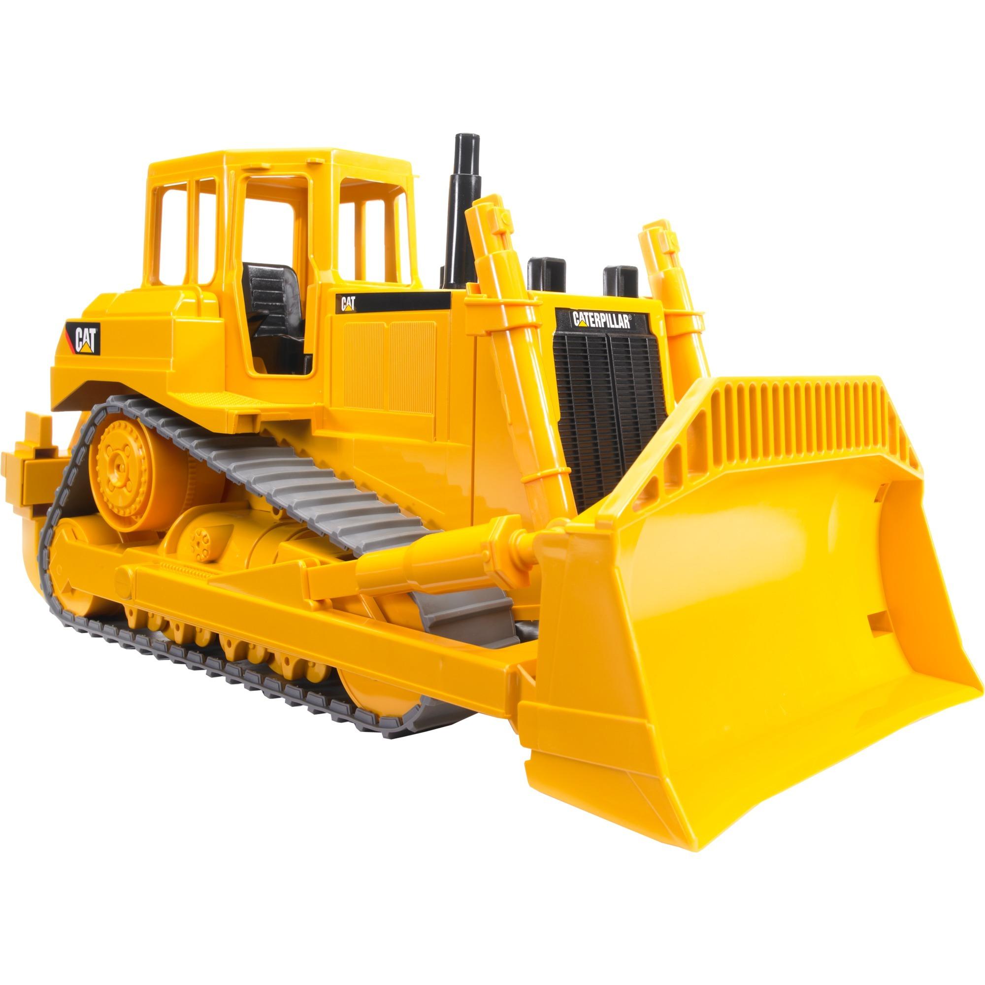 Bruder Cat Bulldozer Vehiculo De Juguete Abs Sinteticos Automovil