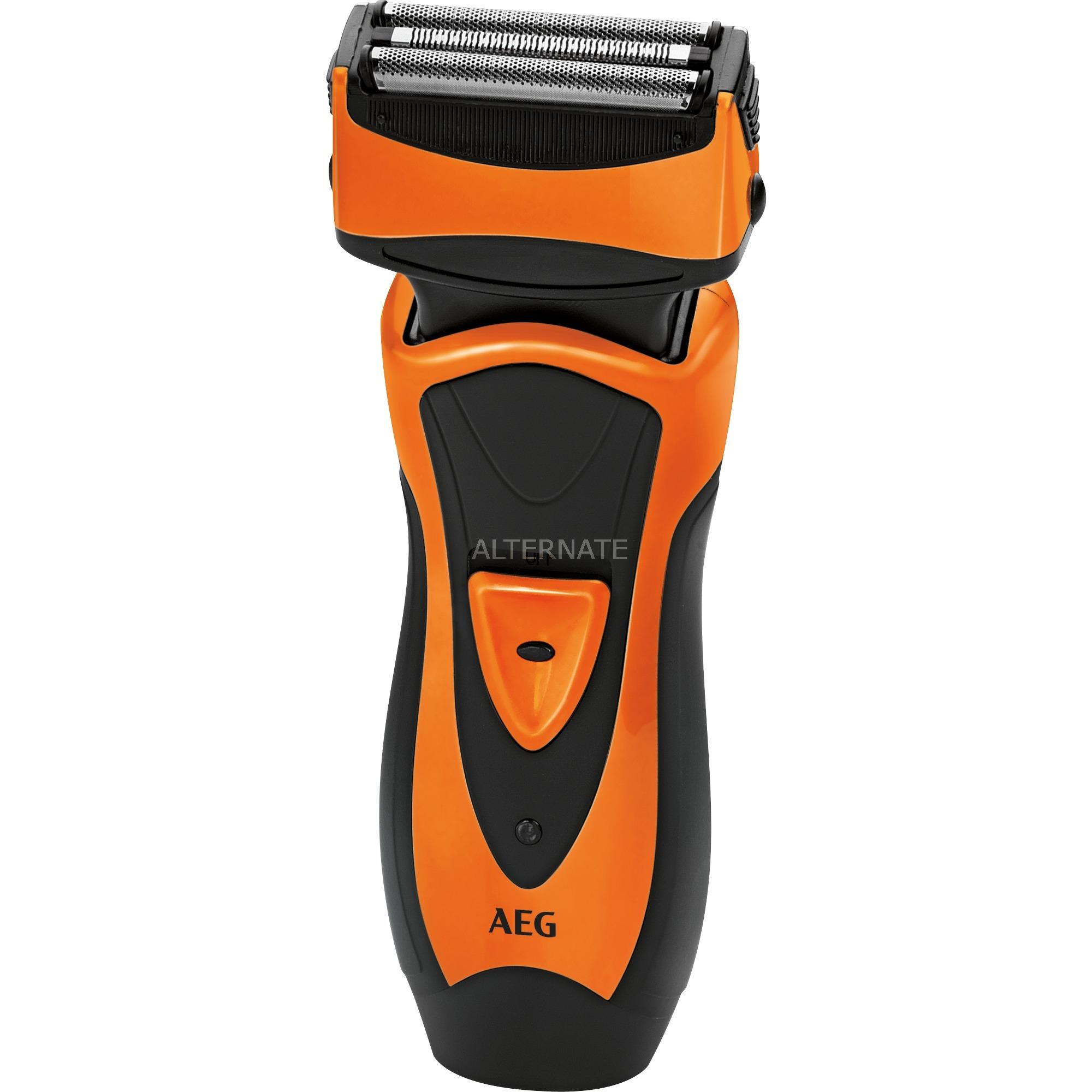 HR 5626 afeitadora Máquina de afeitar de láminas Recortadora Naranja