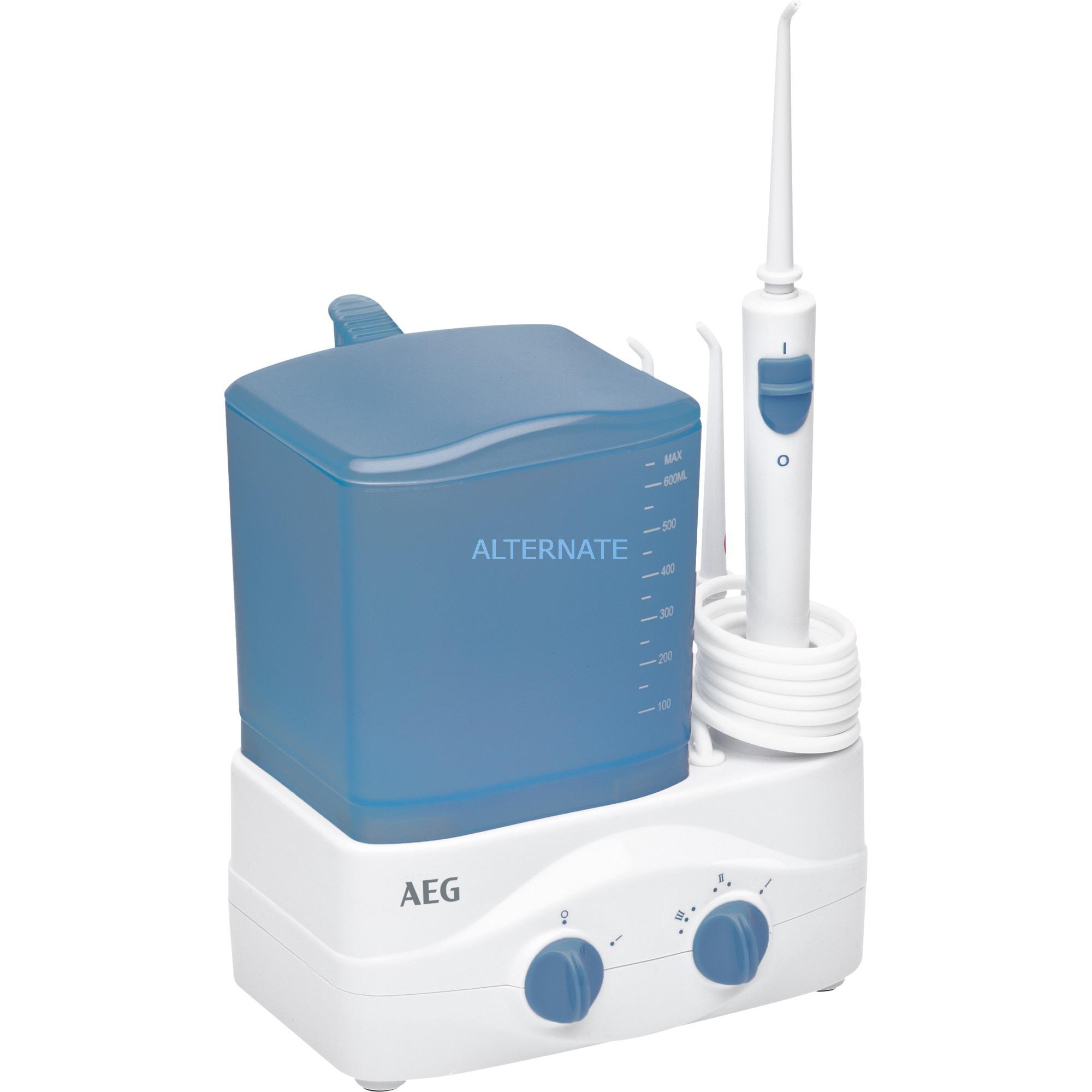 MD 5613 0.65L irrigador oral, Limpieza bucal
