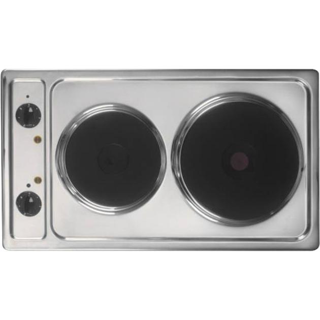 KME 13135 E Integrado Hornillo eléctrico / Placa eléctrica Negro, Acero inoxidable, Calentador autárquico