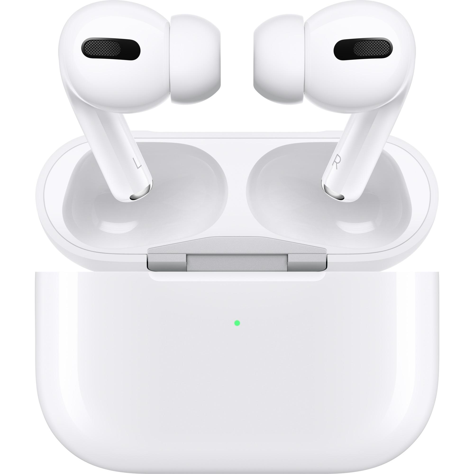 blanco 2 Pares Oreja Auriculares airpods caso para Apple iPhone 7 8 X Auriculares claro