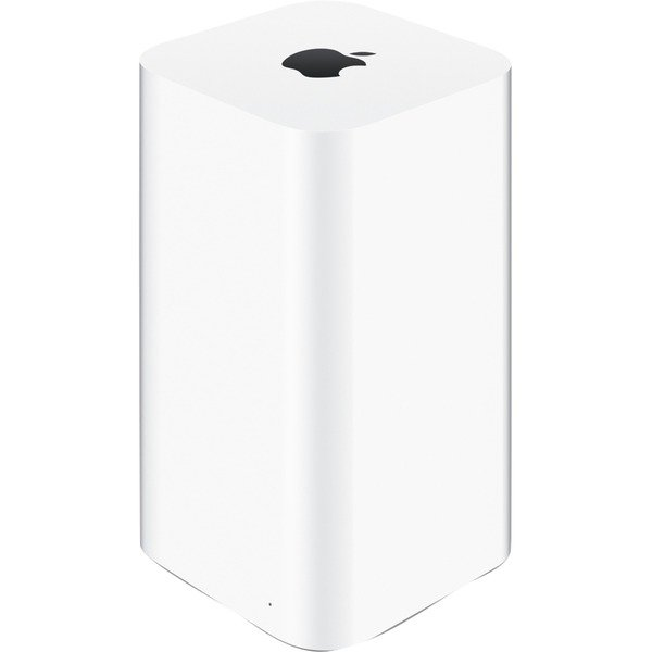 AirPort Time Capsule 3TB Wifi 3000GB Blanco disco duro externo, NAS