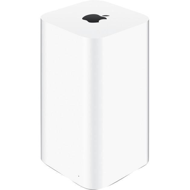 AirPort Time Capsule 3TB Wifi 3000GB Color blanco disco duro externo, NAS