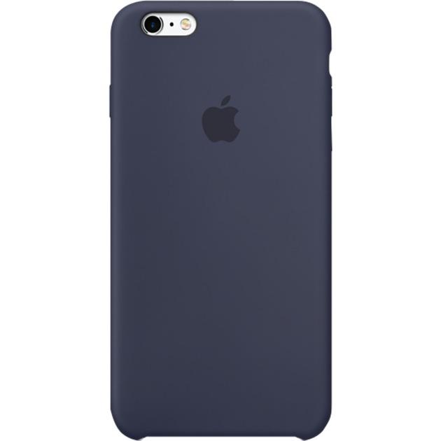 Funda Silicone Case para el iPhone 6s Plus - Azul noche, Funda protectora
