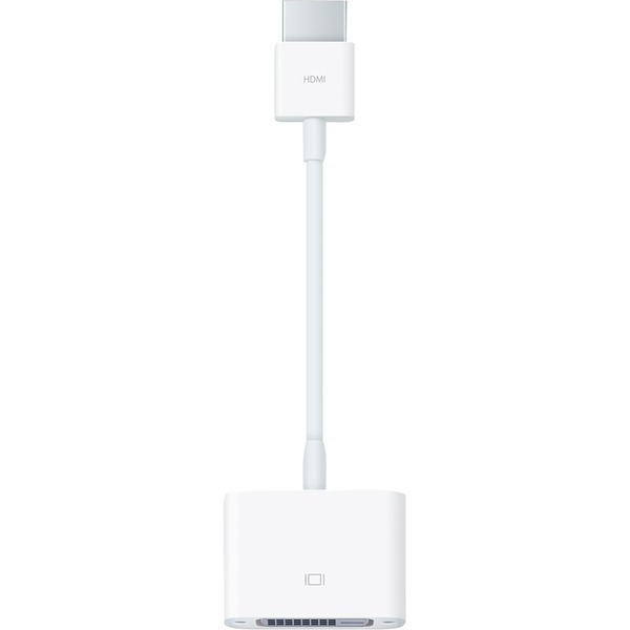 HDMI - DVI HDMI DVI Blanco, Adaptador