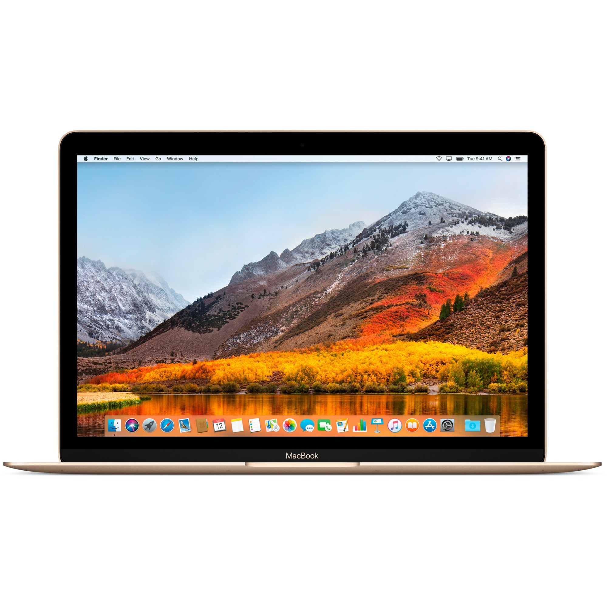 "MacBook 30,5 cm (12"") Mid2017, Portátil"
