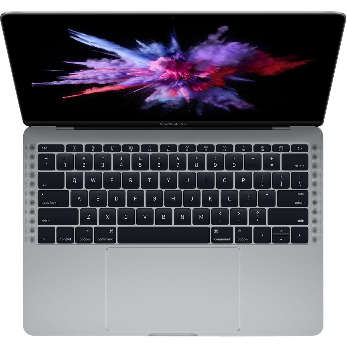 """MacBook Pro Gris Portátil 33,8 cm (13.3"""") 2560 x 1600 Pixeles 2,3 GHz 7ª generación de procesadores Intel Core i5"""