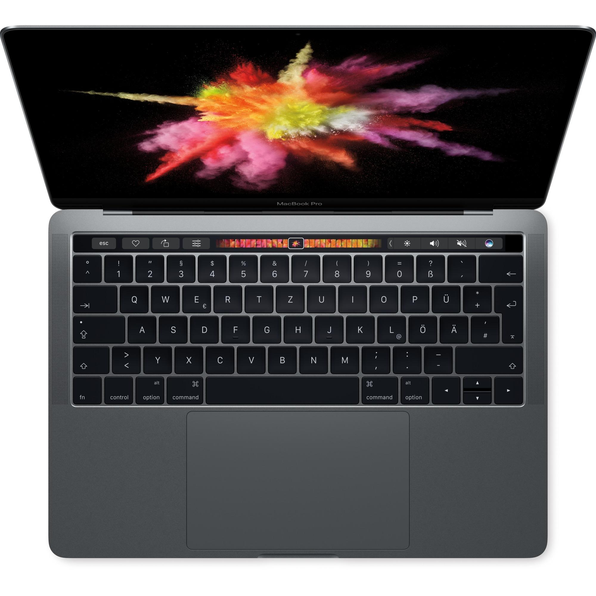 """MacBook Pro Gris Portátil 33,8 cm (13.3"""") 2560 x 1600 Pixeles 2,3 GHz 8ª generación de procesadores Intel Core i5"""