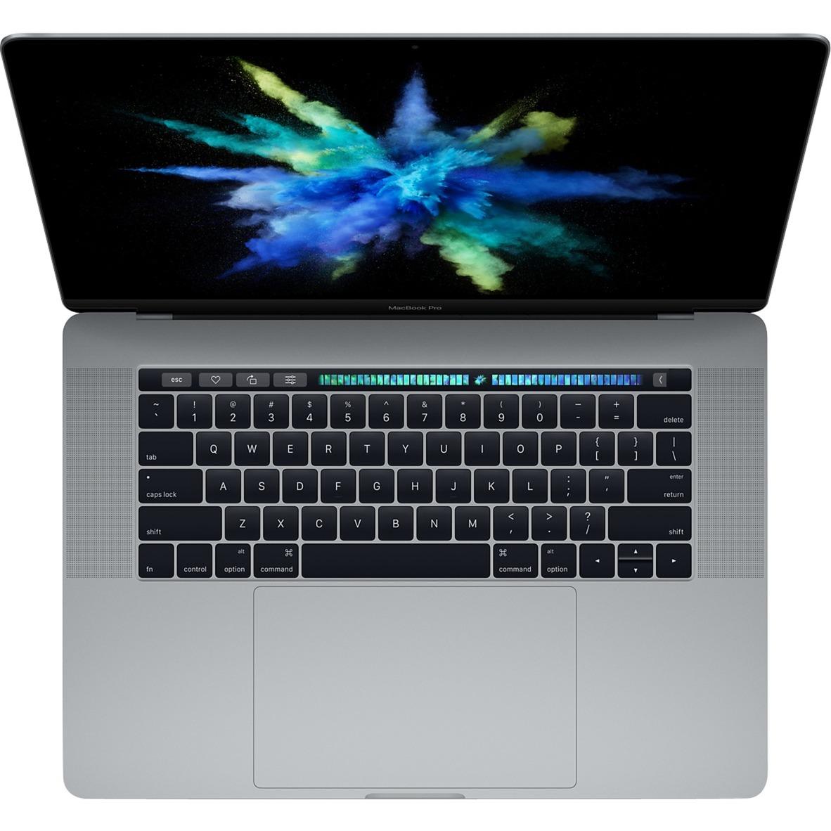 """MacBook Pro Gris Portátil 39,1 cm (15.4"""") 2880 x 1800 Pixeles 2,2 GHz 8ª generación de procesadores Intel Core i7"""
