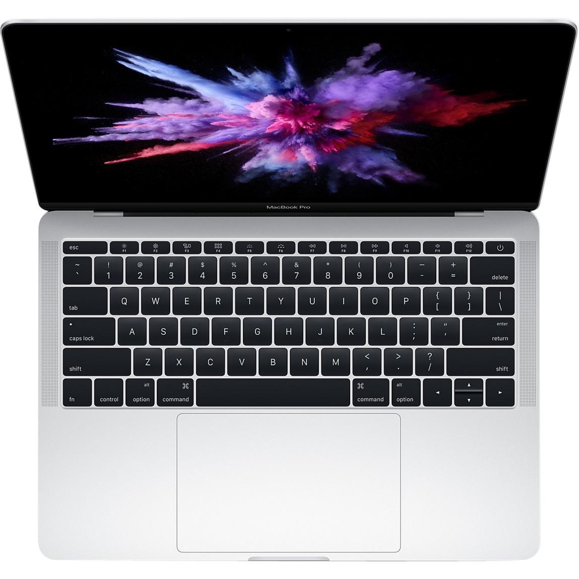 "MacBook Pro Plata Portátil 33,8 cm (13.3"") 2560 x 1600 Pixeles 2,3 GHz 7ª generación de procesadores Intel Core i5"