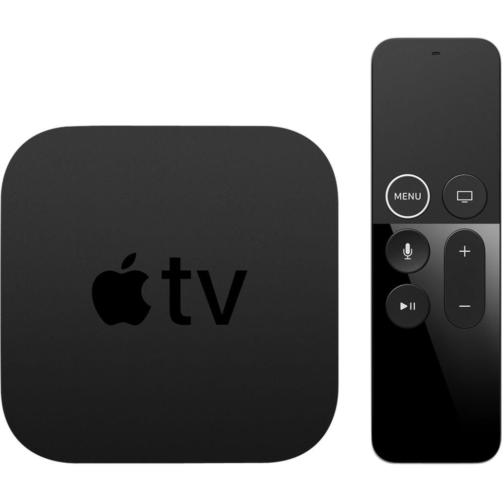 TV 4K 64 GB Wifi Ethernet Negro 4K Ultra HD, Cliente streaming