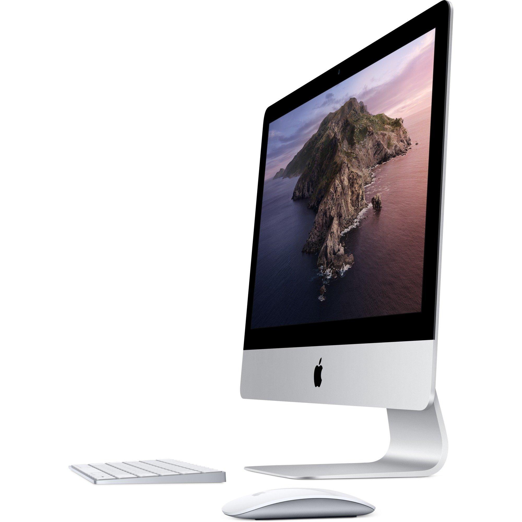 """iMac 54,6 cm (21.5"""") 1920 x 1080 Pixeles 7ª generación de procesadores Intel Core i5 8 GB DDR4-SDRAM 1000 GB Unidad de disco duro Plata PC todo en uno"""