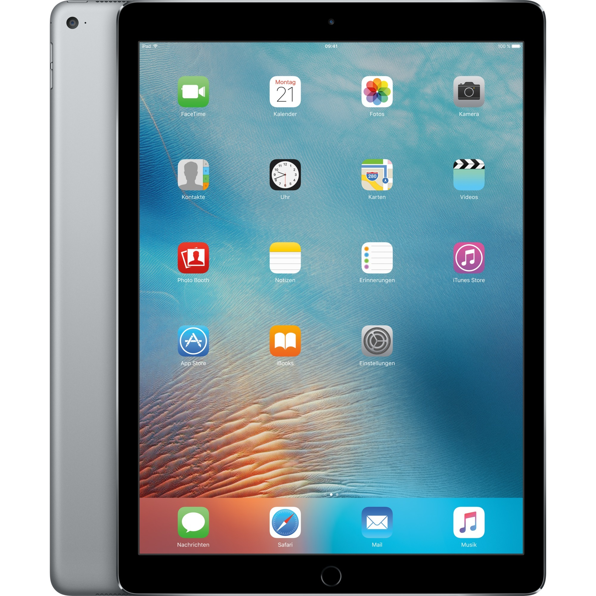 iPad Pro tablet A10X 256 GB Gris, Tablet PC