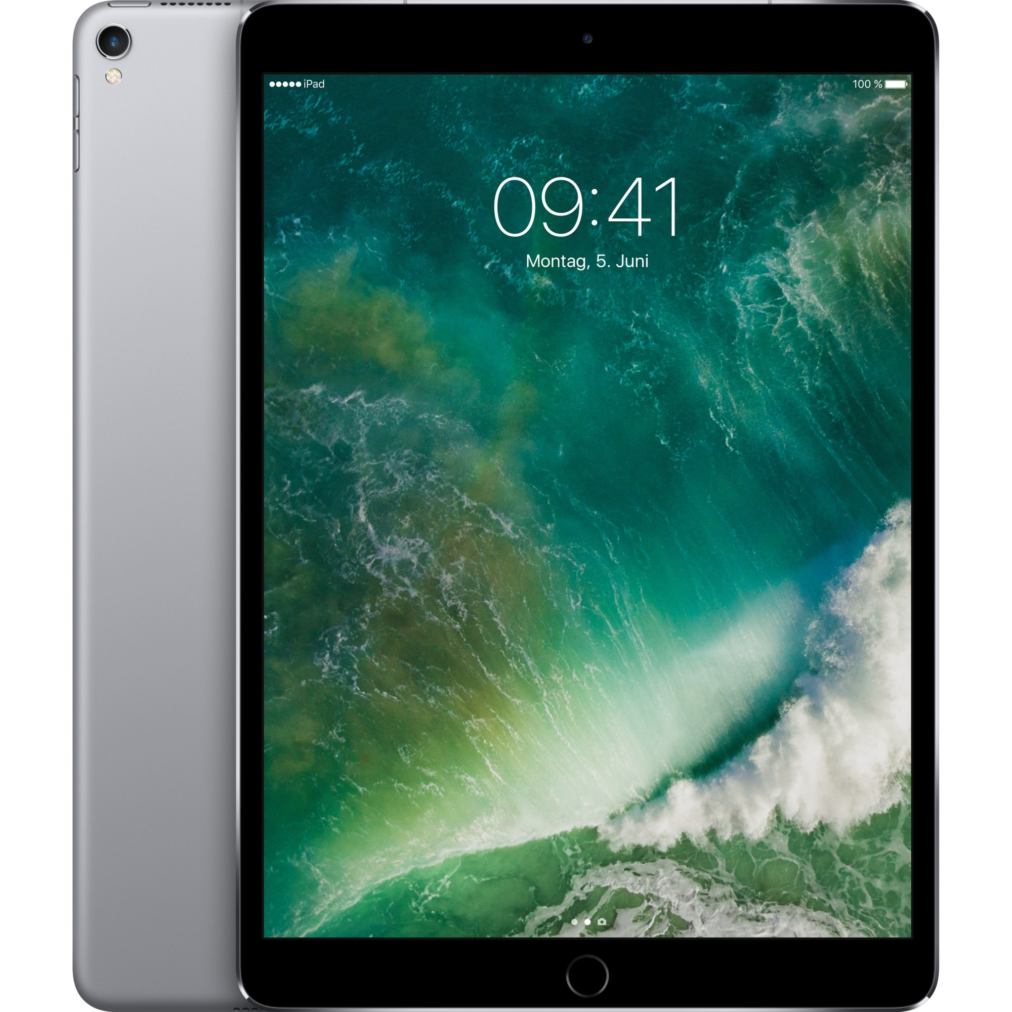 iPad Pro tablet A10X 64 GB 3G 4G Gris, Tablet PC