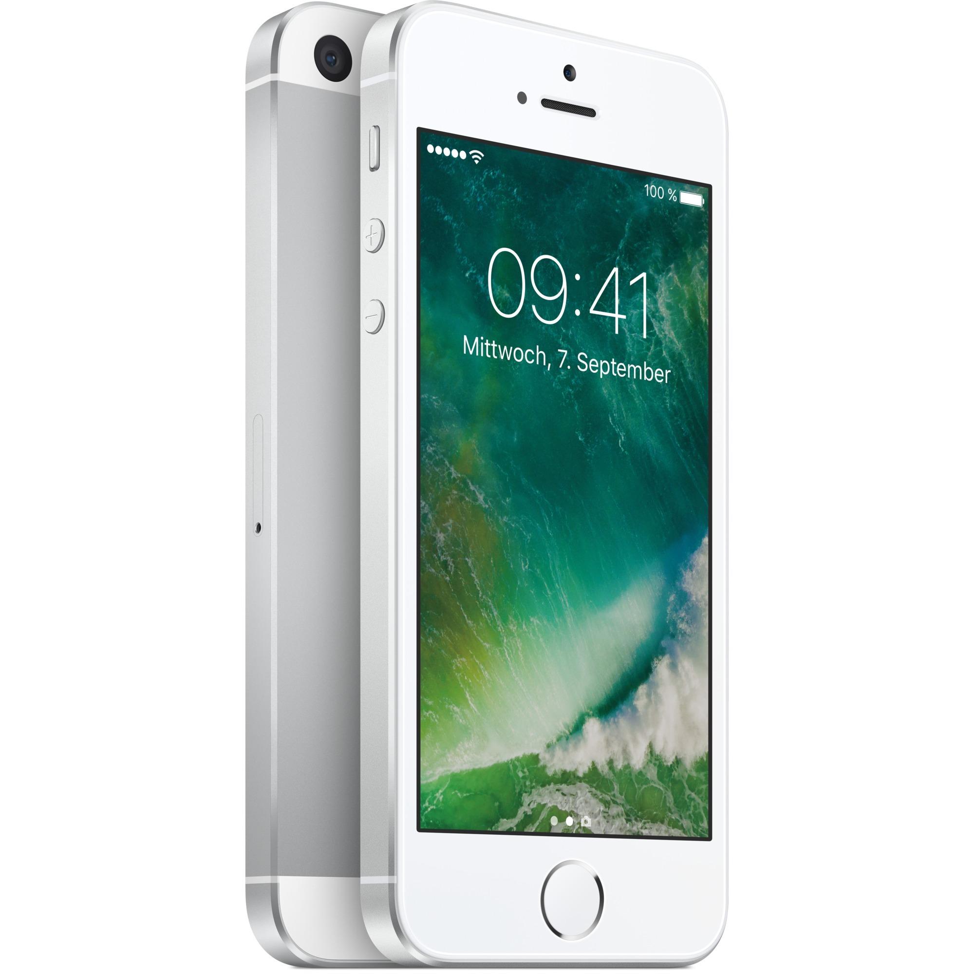 iPhone SE SIM única 4G 32GB Plata, Móvil